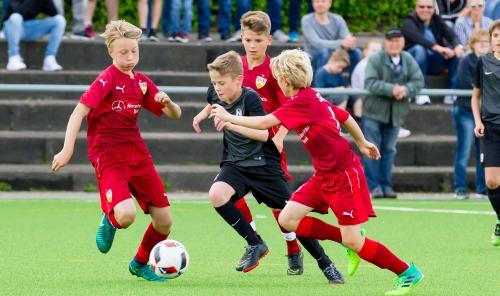 FCN U13 vs. VfB Stuttgart