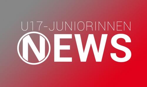 U17 Juniorinnen Gerechte Punkteteilung Der Tabellennachbarn
